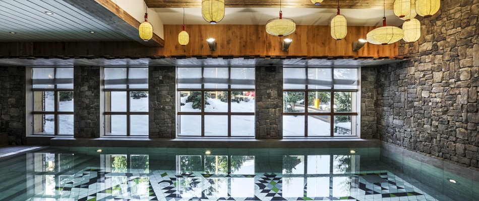 Le yule hotel spa val d is re luxury ski in france scott dunn - Le yule val d isere ...
