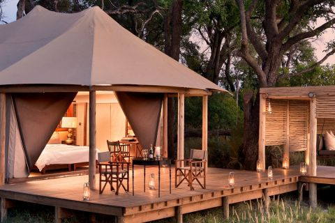 Nxabega Okavango Safari Camp
