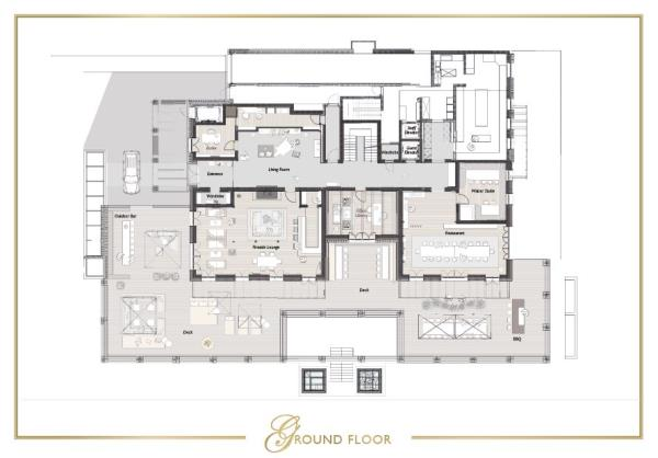Ground Floor - Chalet N -