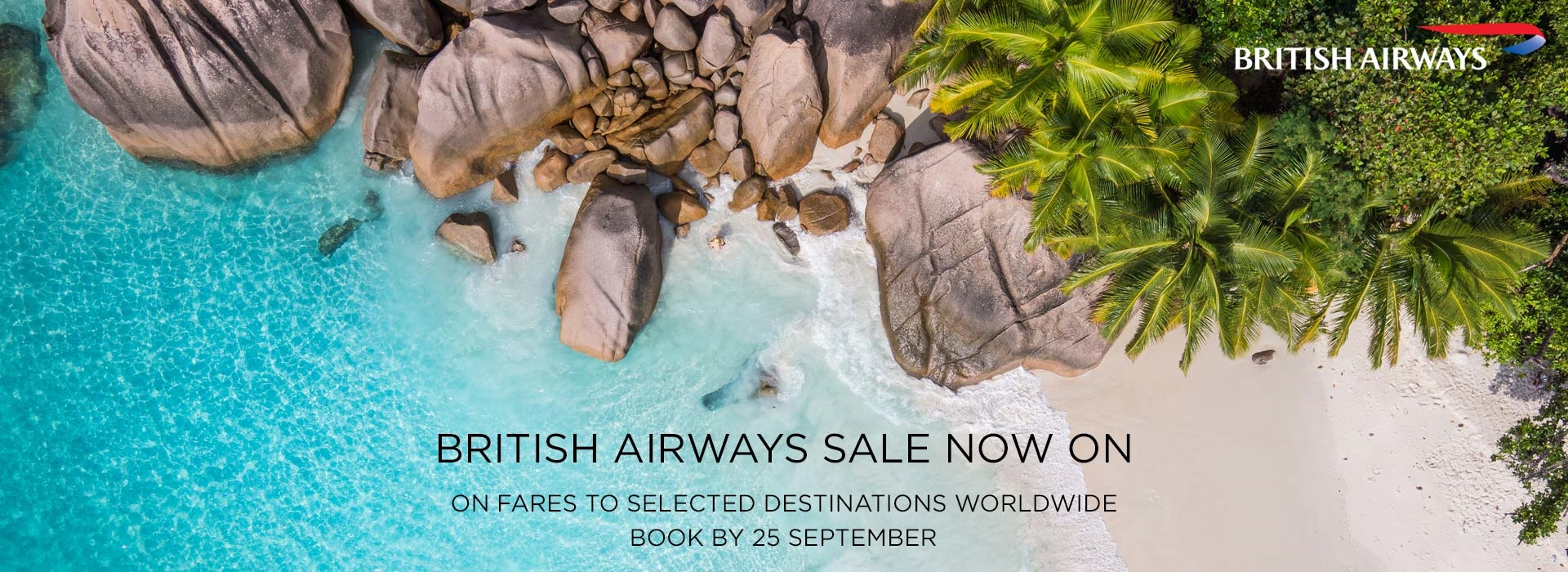 British Airways Sale 2018