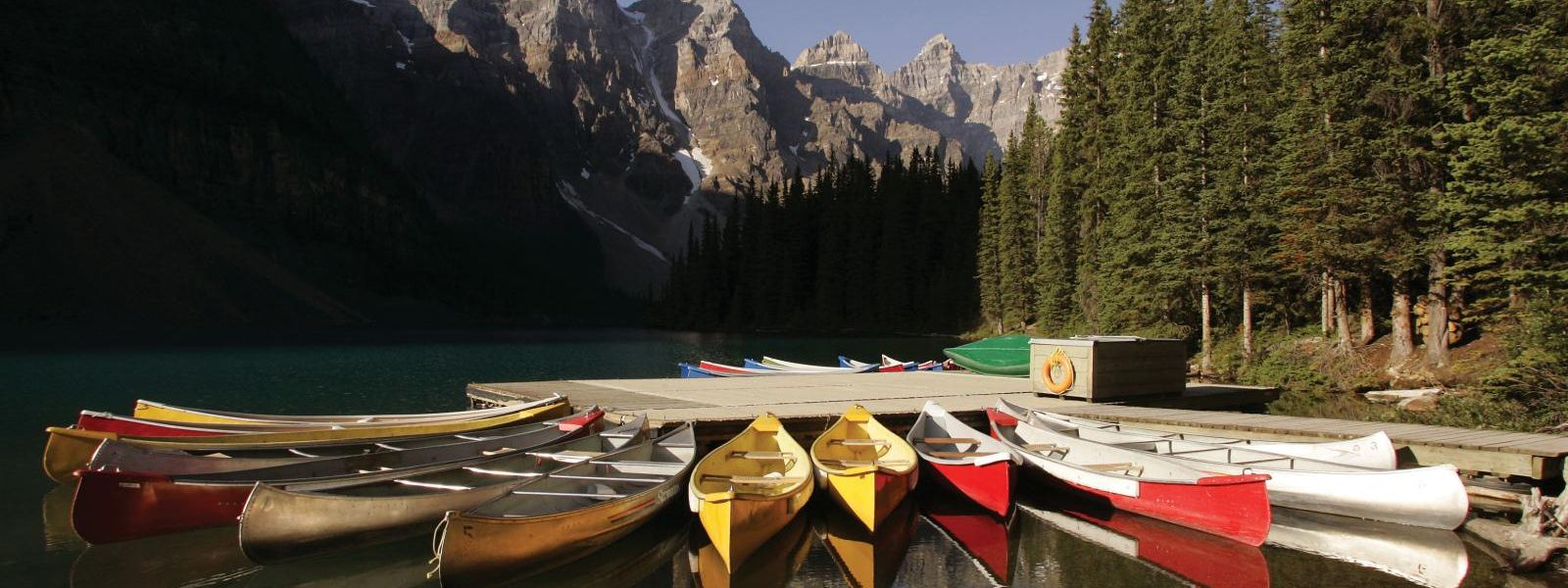 Moraine Lake Lodge Alberta Luxury Holidays In Canada