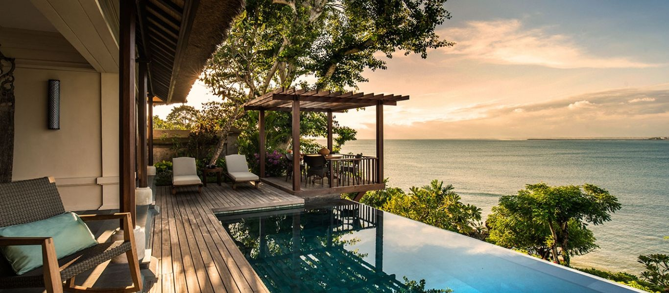 Four Seasons Jimbaran Bay Bali Indonesia Luxury Tailor Made Voucher Trip Menjangan Barat Coconut Grove
