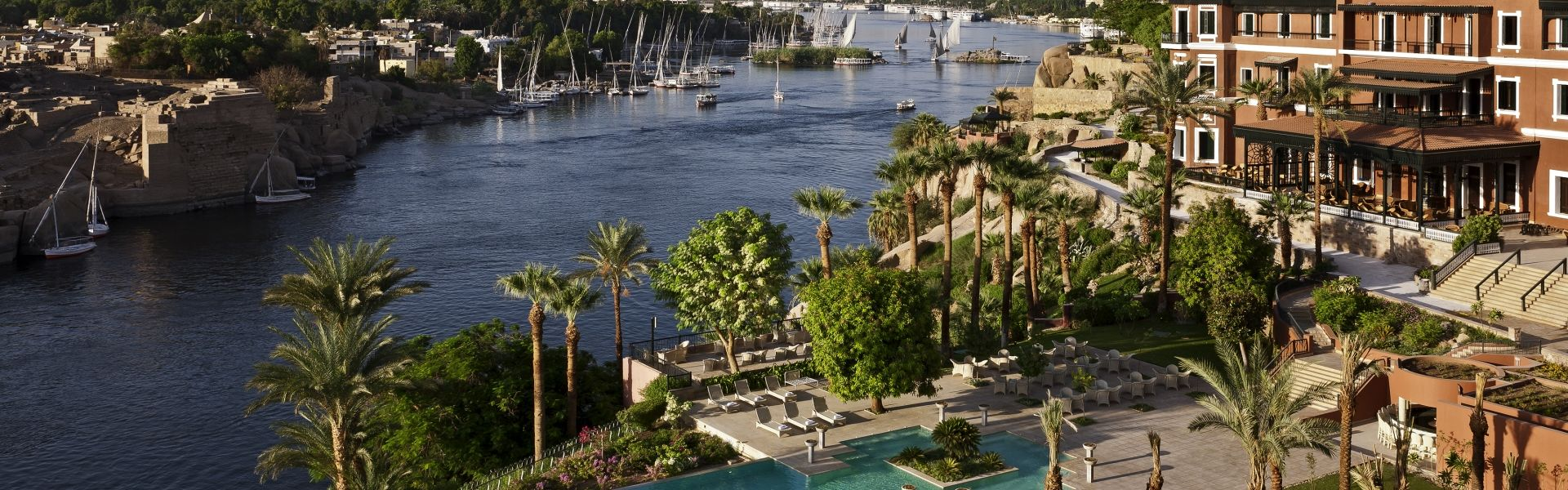Sofitel Legend Old Cataract Aswan Luxury Holidays In Egypt